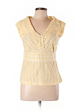 Floreat Short Sleeve Blouse Size 10