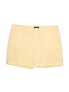 Massimo Dutti Khaki Shorts Size 8