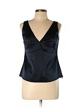 H Hilfiger Sleeveless Silk Top Size 10