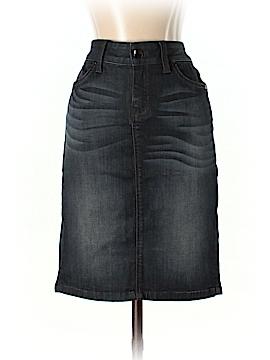 Level 99 Denim Skirt 26 Waist