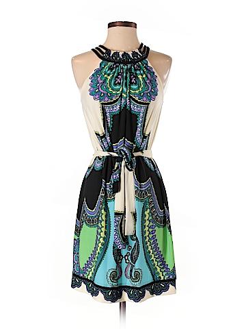 DM Donna Morgan Casual Dress Size 8 (Petite)