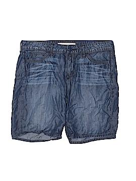 Rich & Skinny Denim Shorts 26 Waist