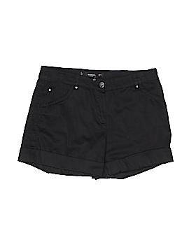 Mango Khaki Shorts Size 4