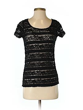Elle Short Sleeve Blouse Size XS