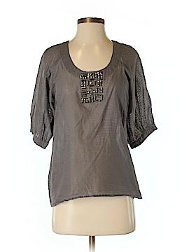 Elle Short Sleeve Blouse Size 36 (EU)
