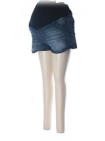 Planet Motherhood Denim Shorts Size XL (Maternity)