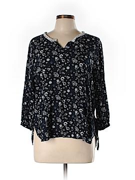 Le Lis Long Sleeve Blouse Size L