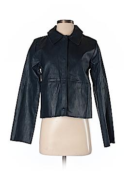 M.T.W.T Faux Leather Jacket Size S