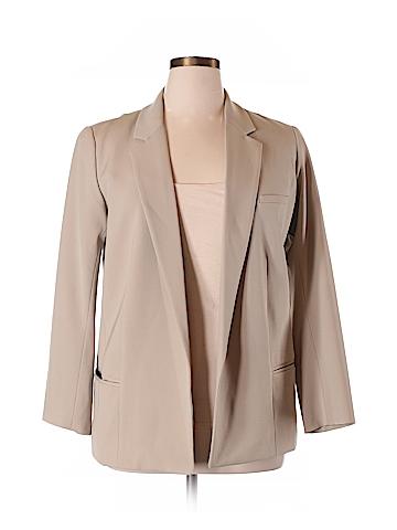 Michael Kors Wool Blazer Size 14