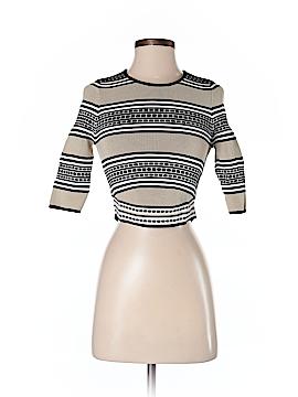 Ronny Kobo 3/4 Sleeve Top Size XS