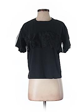 Iris & Ink Short Sleeve Top Size S