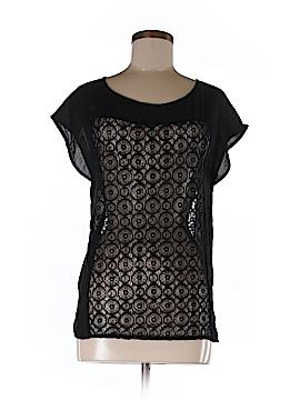 MOD Lusive Short Sleeve Blouse Size M
