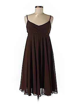 Eva Blue Casual Dress Size 6