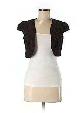 Zara Basic Shrug Size M