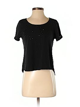 Snap Short Sleeve T-Shirt Size S