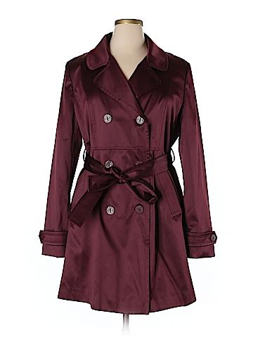 Tahari Trenchcoat Size XL