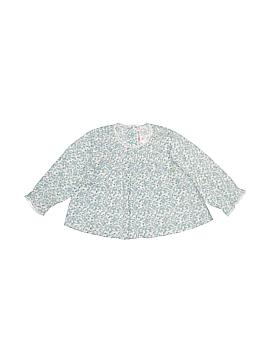 Bonpoint Long Sleeve Blouse Size 12