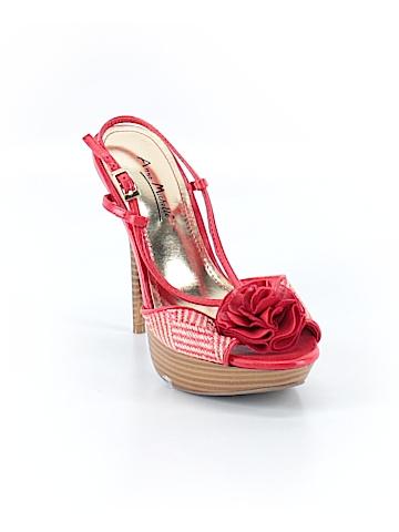 Anne Michelle Heels Size 5 1/2