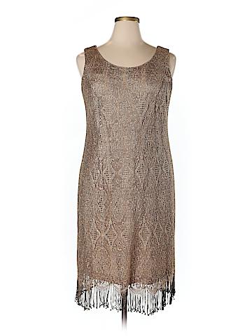 Onyx Nite Cocktail Dress Size 16