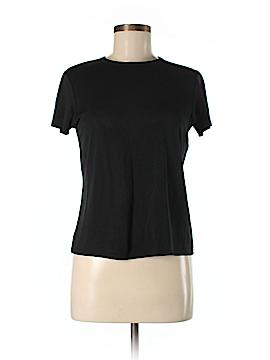 Evan Picone Short Sleeve Silk Top Size M