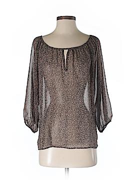 Miami Style 3/4 Sleeve Blouse Size S