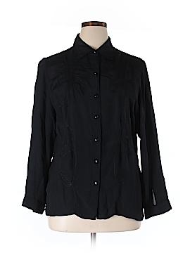 DASH Long Sleeve Blouse Size 14