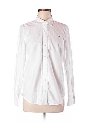 Vineyard Vines Long Sleeve Button-Down Shirt Size 6