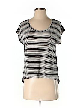 No Boundaries Women Short Sleeve Blouse Size S