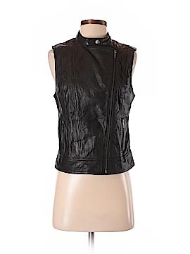 Halogen Leather Jacket Size XS