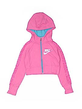 Nike Track Jacket Size X-Small (Kids)