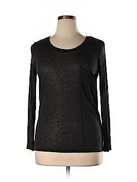 Apostrophe Long Sleeve T-Shirt Size L (Petite)