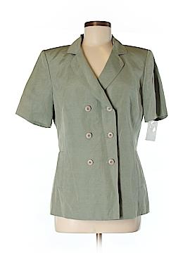 Preston & York Short Sleeve Silk Top Size 8