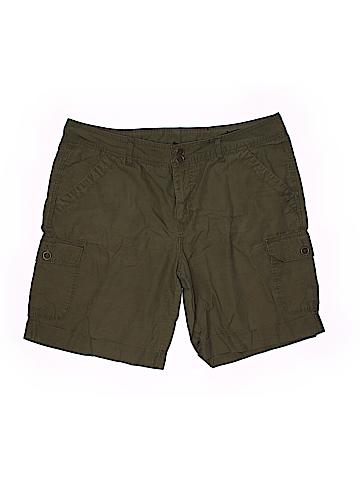 Faded Glory Cargo Shorts Size 16