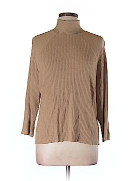 QVC Turtleneck Sweater Size L