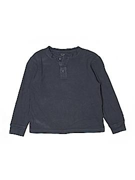 L.L.Bean Long Sleeve Henley Size 14 - 16