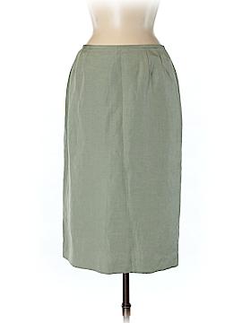 Preston & York Silk Skirt Size 8