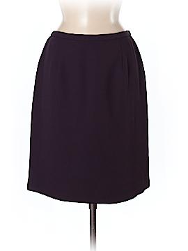 Karen Scott Casual Skirt Size 8