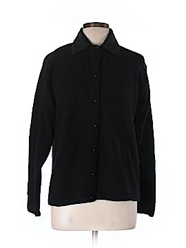 Lisa International Wool Cardigan Size L