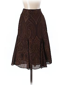Lauren by Ralph Lauren Silk Skirt Size 2