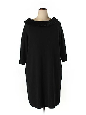 Nina Leonard Casual Dress Size 2X (Plus)