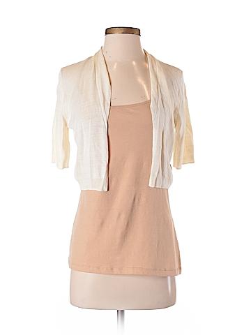 Talbots Silk Cardigan Size S