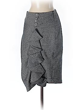 Eva Franco Wool Skirt Size 6
