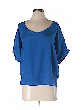 Like Mynded Short Sleeve Blouse Size S