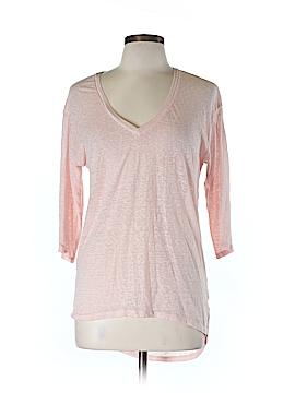 Leith 3/4 Sleeve Blouse Size M