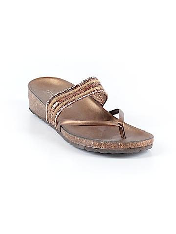 Italian Shoemakers Footwear Sandals Size 9 1/2