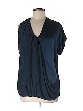 Yigal Azrouël New York Short Sleeve Top Size 8