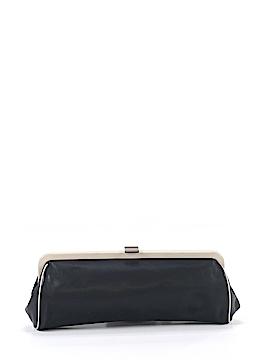 Ann Taylor LOFT Leather Clutch One Size