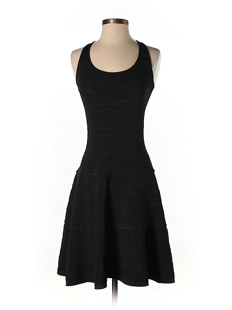 Ralph Lauren Solid Navy Blue Cocktail Dress Size S - 77% off | thredUP