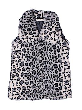 Pinc Premium Faux Fur Vest Size 14
