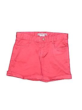 Un Deux Trois Denim Shorts Size 7